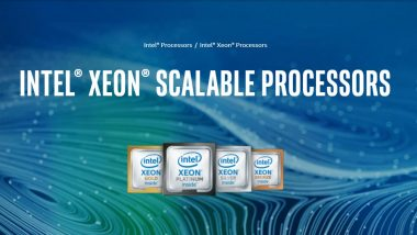 Intel Unveils A New 5G Portfolio & 2nd-Gen Xeon Scalable Chipsets